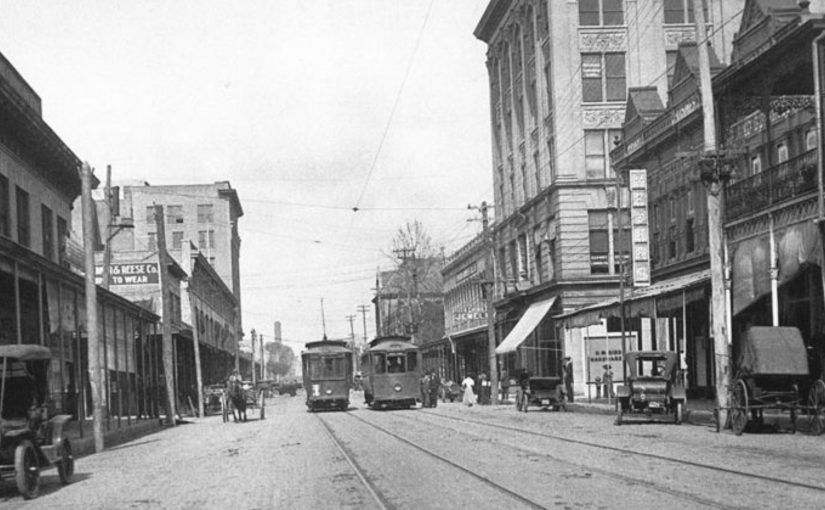 Historic Pensacola - Trolley System